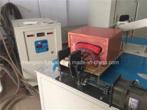 Bended Copper Rod Heating IGBT Induction Heater (100KW) pictures & photos