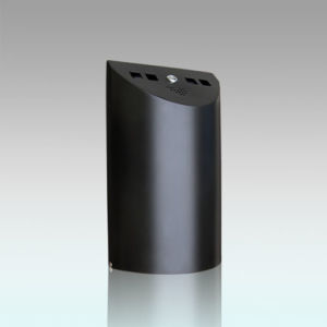 Self-Extinguishing Weather- & Theft-Proof Wall-Mounted Cigarette Bin, Gh-C2-P pictures & photos