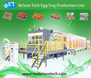 Egg Tray Making Machine (ET3600) pictures & photos