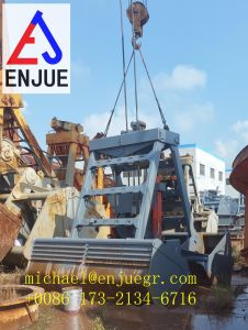 Electric Grab Bucket Using for Scrap Metal Waste Iron Ores Pig Iron pictures & photos