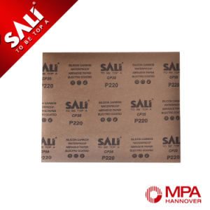Abrasive Waterproof Latex Coated Sandpaper pictures & photos