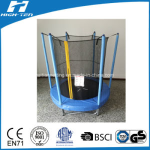 "55"" Mini Trampoline with Inside Enclosure pictures & photos"
