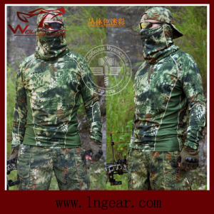Tactical Kryptek Quick Dry Outdoor Sport Long Sleeve T-Shirt Combat pictures & photos