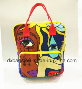 Best Quality Printed Computer Handbags, Laptop Backpack pictures & photos