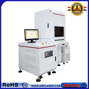 Precise UV Laser Cutting Machine for Glass PCB Flexible Material pictures & photos