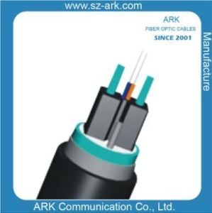 1~2f Optical Fiber Armour Bow-Type Drop Cable Ark pictures & photos