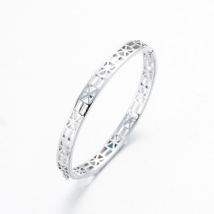 Silver Plated Classical Fashion Bracelet Bangle pictures & photos