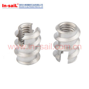 Self-Tapping Insert Nut with Outer Twill-Lined pictures & photos