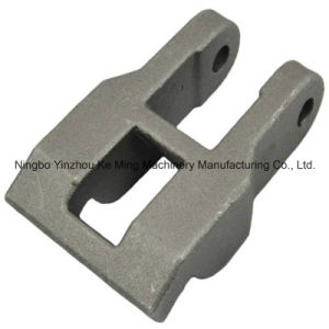 Investment Carbon Steel Casting Parts with CNC pictures & photos