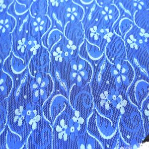 Garment Accessories Knitted Elastic Lace Fabric pictures & photos