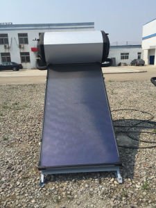High Thermal Efficiency Non-Pressurized Flat Plate Solar Water Heater pictures & photos