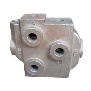 HYVA Spare Parts Trailer Axle Pump Spare Parts Sand Casting pictures & photos