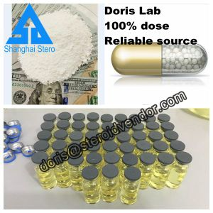 Anabolic Steroid Raw Powder 17-Alpha-Methyltestosterone with Top Quality pictures & photos