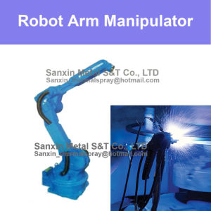 X-Y-Z Dimension Manipulator & Robot Arm Control Center and Rotary Workplace Platform and Program System + Robot Arm for Thermal Spray Coating Spraying Painting pictures & photos