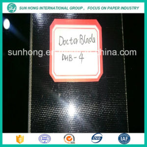 High Level HDPE Doctor Blade for Paper Machinery pictures & photos