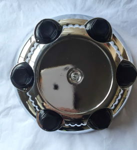 Car Wheel Cenetr Cap for Gmc/Chevy pictures & photos