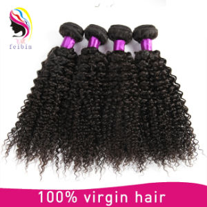 Indian Temple Hair Aaaaa Grade Remy Virgin Hand Tied Hair Weft pictures & photos