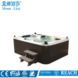 Luxury 6 Person Acrylic Whirlpool SPA Hot Tub pictures & photos