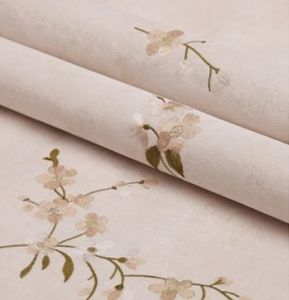 Seamless Wallpaper Fabric Embossing Classic Style pictures & photos