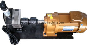 Automatic Adding Colour PU Sandal Foaming Machine pictures & photos