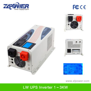 Low Frequency Pure Sine Wave Inverter with 12V/40A MPPT Solar Charge Controler (LW1000W-LW6000W) pictures & photos