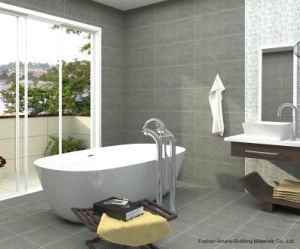 High Quality Tile Cement Design Rustic Porcelain Floor Tile From Foshan Manufacture 600X600mm (BMC07) pictures & photos