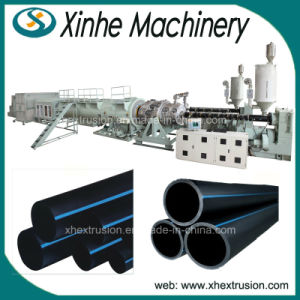 160-450mm PE / HDPE Pipe Production Line /Water Supply Pipes Extruder Machine