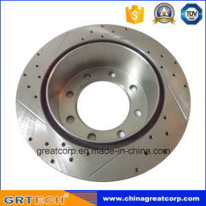 15712803 Hot Sale Brake Disc Rotor for Chevrolet pictures & photos