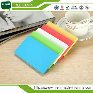 Hot Selling Customized Logo Slim Credit Card Power Bank 4000mAh pictures & photos