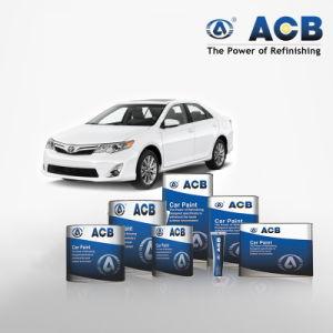 Automotive Coating Body Shop White Car Paint pictures & photos