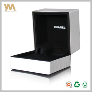 White Perfume Flip Gift Packaging Box with fashion Design pictures & photos