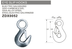 Eye Hooks Latches Dr-Z0052 pictures & photos