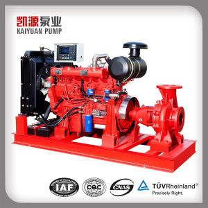 Xbc Fire Fighting Pump Equipment with Diesel Engine Electric Pump Jockey Pump pictures & photos