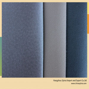 PU Synthetic Leatherette Fabric for Shoe Lining pictures & photos