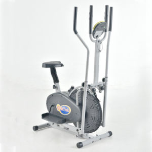 2 in 1 Elliptical Cross Trainer/Air Walker/Upright Elliptical Exercise Bike pictures & photos