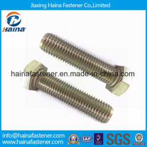China Supplier All Types DIN931 DIN933 Hex Bolt and Nut pictures & photos
