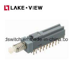 Push Button Switch with Safety Material Electronic Switch pictures & photos