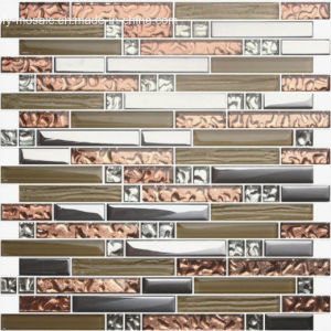 Wall Art Painting Ceramic Tile / Glass Mosaic Tile (FY1598-3) pictures & photos