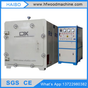Low Energy Consumption High Frequency Wood Drying Machinery