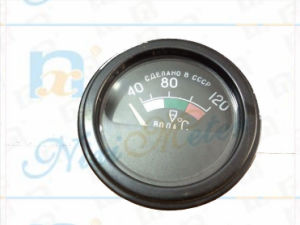 40-120 Water Temperature Gauge of Colorful Dial pictures & photos