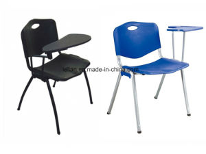 Lightweight Stack Chair with Tablet for Option (LL-0003) pictures & photos