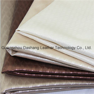 Hot-Selling Atificial Leather for Upholstery pictures & photos