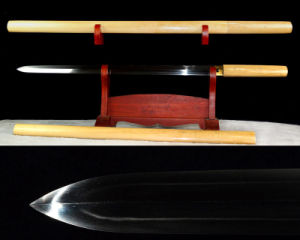 Handmade Jpanese Tsurugi/Ken Sword/Double Edge Sword pictures & photos