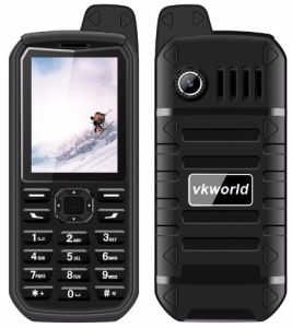 "2.4"" Vkworld Stone V3 Plus Mobile Phone 4000mAh Waterproof Cellphone pictures & photos"