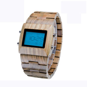 Fashion Handmade Natural Sandalwood Watch pictures & photos