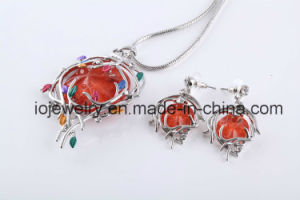 Fashion Beautiful Low MOQ Stock Jewelry Set pictures & photos