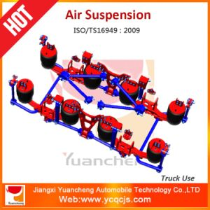 Truck Parts Steering Knuckle Trailer Rigid Suspension pictures & photos