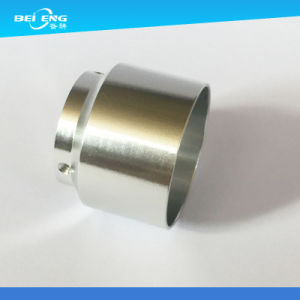 CNC Machining Aluminum Parts with Silver Anodizing pictures & photos