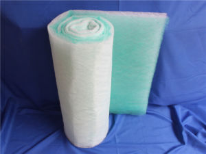 HEPA Filter Paper Roll Backing Plate Fiberglass Floor Filter pictures & photos