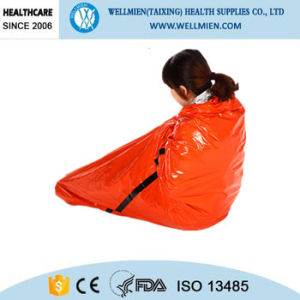 Disposable Emergency Sleeping Bag for Outdoor Sleeping pictures & photos